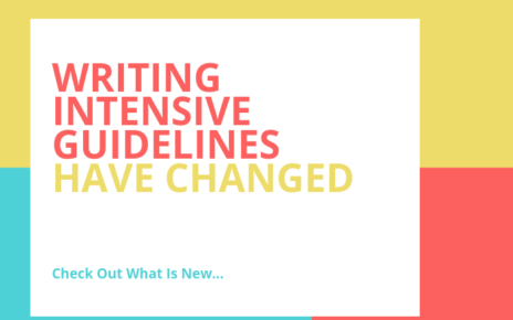 Guideline Changes Graphic