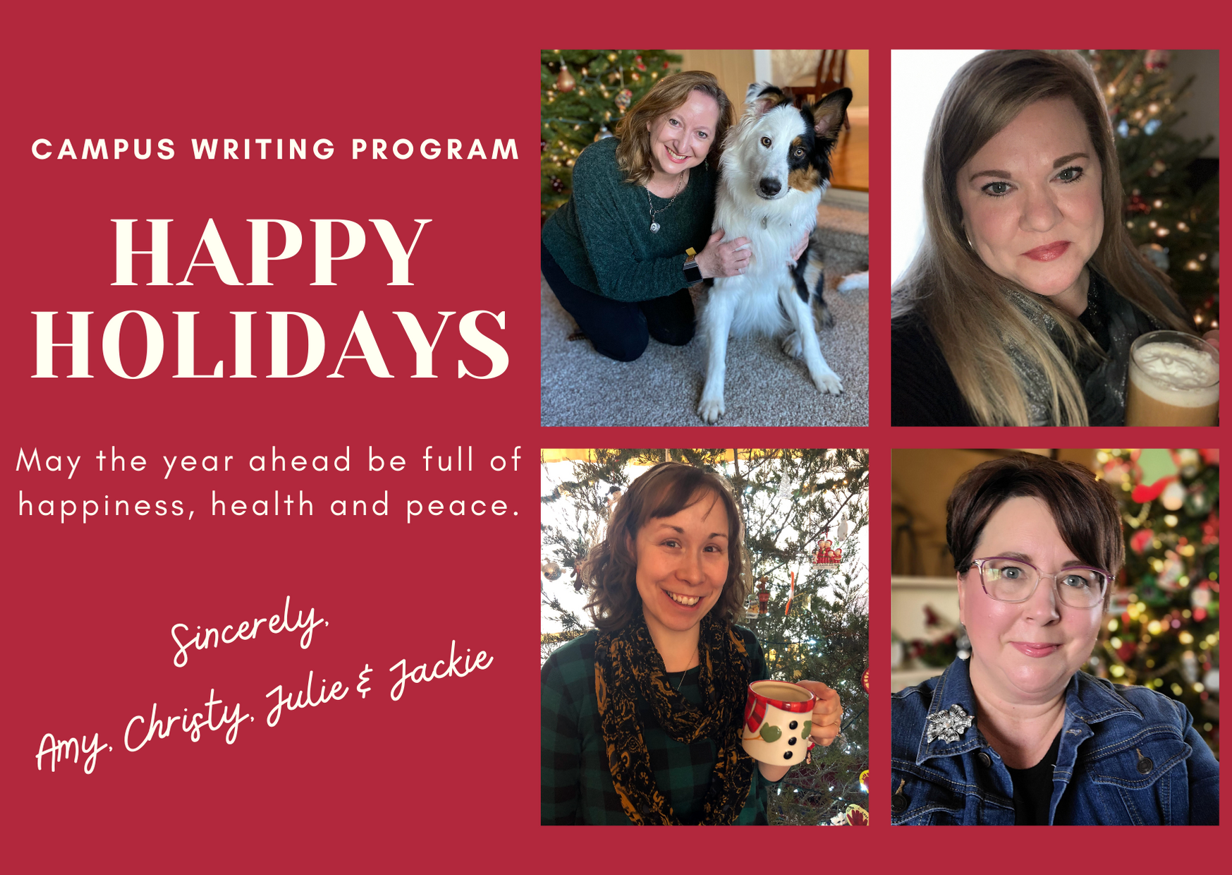 CWP Holiday Card